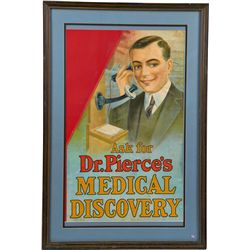 Ask For Dr. Pierce's Medical Discovery Paper Advertisem