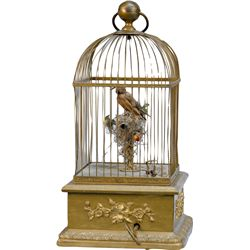 A Singing Nightingale In A Cage Automaton