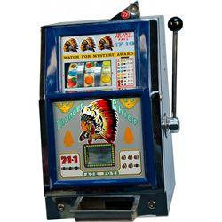 "25 Cent O.D. Jennings ""Thunder Chief"" 3-Reel Mystery"