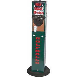 25 Cent Victor Vending Floor Golfball Vending Machine