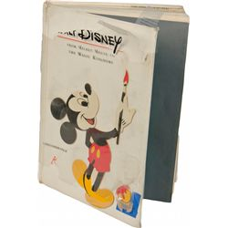 """The Art of Walt Disney: From Mickey Mouse to the Magic"