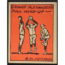 Schutter-Johnson Candy Co. Major League Secrets baseball card #48 GROVER