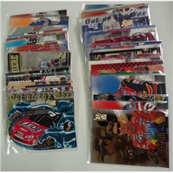 GROUP LOT OF NASCAR CARDS (59 CARDS)