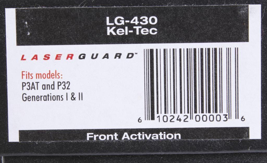 Crimson Trace Kel-Tec Laser Grips