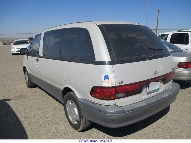 1993 - Toyota Previa