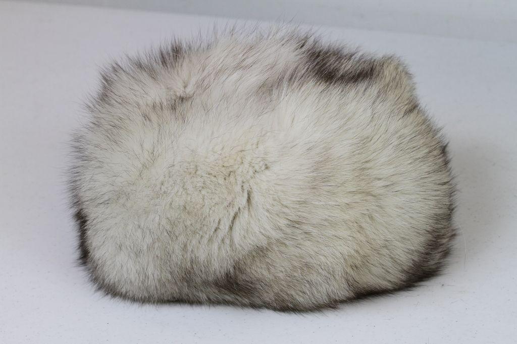 ... Image 5   Arctic Norway Blue Fox Fur Coat and Hat ... 17febeac06b