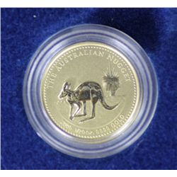 Perth Mint 1/20oz Gold 2005