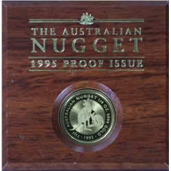 Perth Mint 1/4oz Gold 1995, Proof