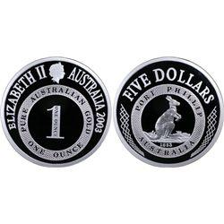 2003 Port Phillip $5