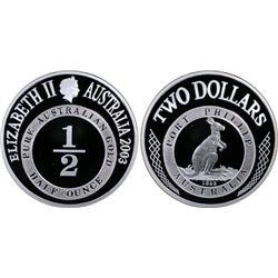 2003 Port Phillip $2