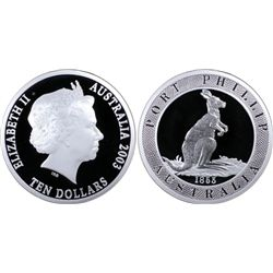 2003 Port Phillip $10