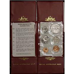 1983 Mint Sets x 5