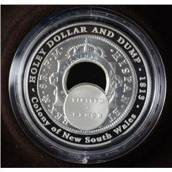 2003 Holy Dollar and Dump