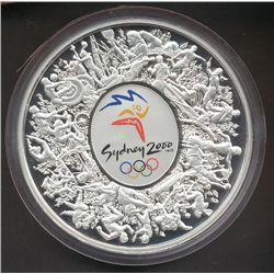 Sydney 2000 One Kilo Coin