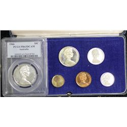 1966 Proof Set
