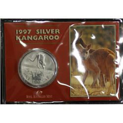 $1 Kangaroos 1997, 1998, 1999