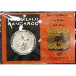 $1 Kangaroos 1995, 1996, 1997
