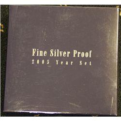2005 Fine Silver Set