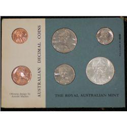 1966 Mint Card