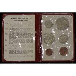 1971 Mint Sets