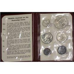 1973 Mint Set