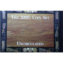 1990 Mint Set , 2 Sets