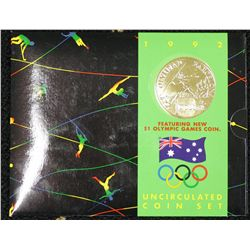 1992 Mint Sets x 5