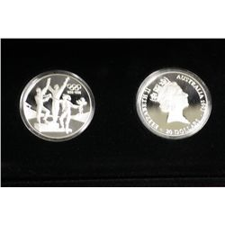 Olympic Coin Program 1993