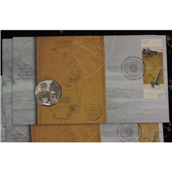 Pre-stamped Envelopes