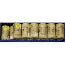 Large Quantity of 20c Rolls