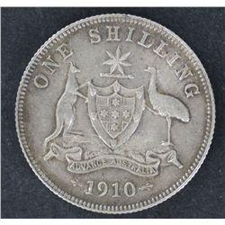 1910 Shilling