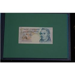 Great Britain Bank Notes 5 Pounds
