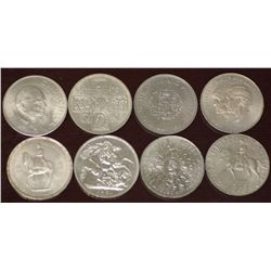 Great Britain Crowns Uncirculated