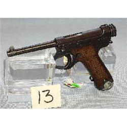 1 NAGOYA SEMI AUTOMATIC 8MM 1786 MODEL 14 NOV. 1943...