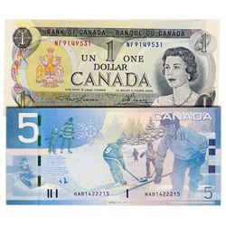 ERROR NOTES. $1.00. 1973 Issue. BC-46a. No. NF9149531. A minor cutting error. $5.00. 2010 Issue. BC-