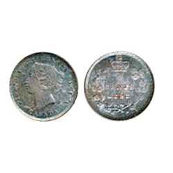 1893. ICCS Mint State-65. Premium quality coin, with superb toning.