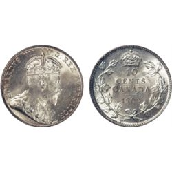 1903. Both ICCS and PCGS graded Mint State-64. A brilliant example of a scarcer date.