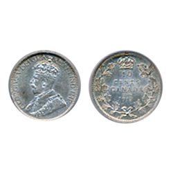 1913. Broad Leaves. ICG graded AU-55. A mostly brilliant, lightly circulated example of the 'key' da