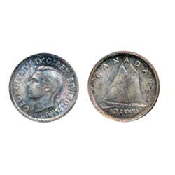 1939. ICCS Mint State-65.