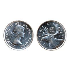 1954. ICCS Mint State-65.