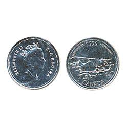 1999. November. 'Mule'. ICCS Mint State-66. Numis. BU.