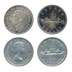 1951. Arnprior. 1955 Arnprior. Both ICCS Mint State-60.