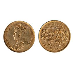 $10.00 Gold. 1912. Very Fine-25. Orange gold in colour.