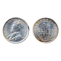 1917-C. ICCS Mint State-60. Brilliant and lustrous.