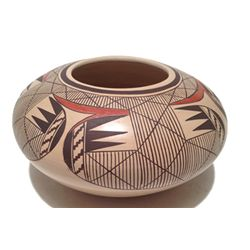 Hopi Bowl - Adelle Nampeyo