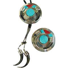 Zuni Jewelry Set - John Quam