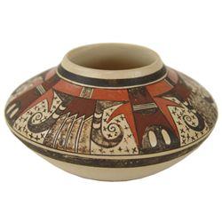Hopi Pottery Jar - Karen Abeita