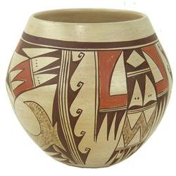 Hopi Pottery Jar - Stella Huma
