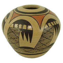 Hopi Pottery Jar - Carla Nampeyo