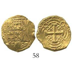 Bogota, Colombia, cob 2 escudos, (1)720, no assayer (Arce).